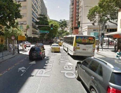 Bandidos fazem arrastão em prédio de Copacabana, Zona Sul do Rio